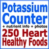Potassium Counter plus 250 Heart Healthy Foods