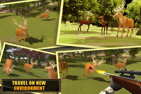 Deer Hunting - Sniper Shooting screenshot 2