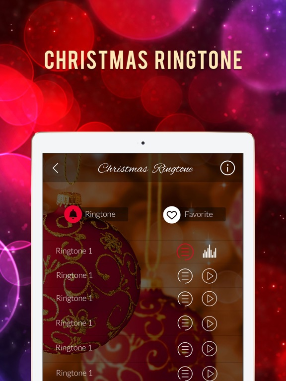 Christmas Ringtones 2017 -18 Скриншоты5