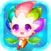 Blow Blossom - The Free Flower Blast Match 3 Game