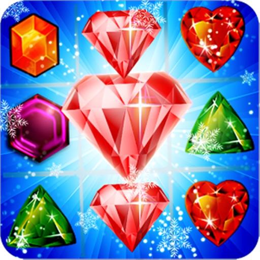 Jewels World Match - Jewel Quest iOS App