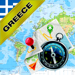 Grèce,Crète - Navigateur GPS hors ligne