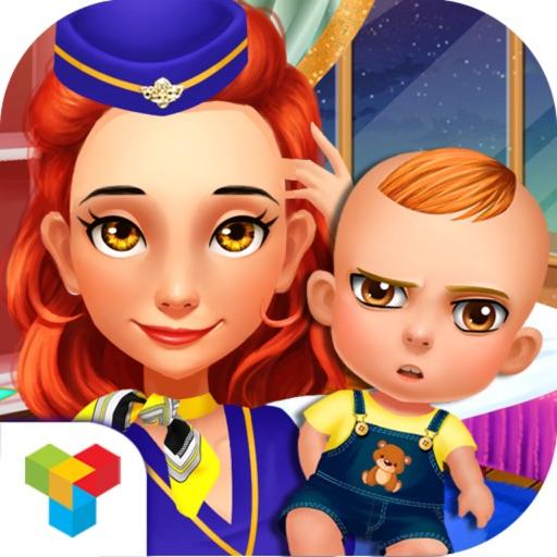 Steward's Pregnancy Manager - Kids Salon Game iOS App