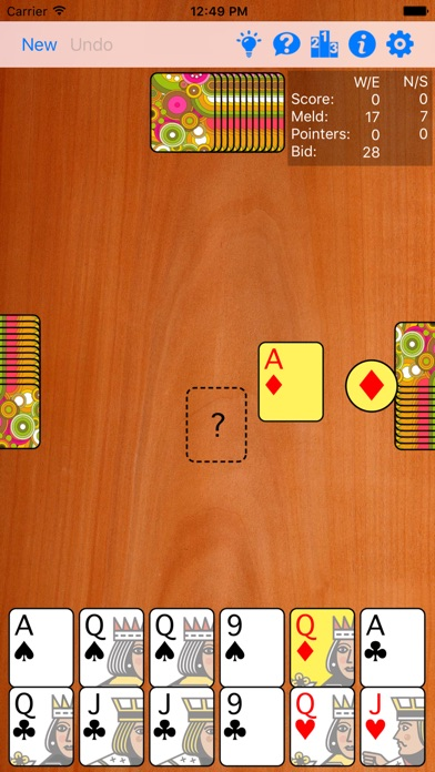Pinochle Plus Скриншоты3