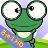 青蛙王子8合1 - 學英文有聲書