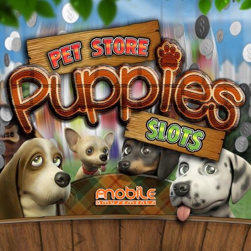 Pet Store Puppies Slots FREE iOS App