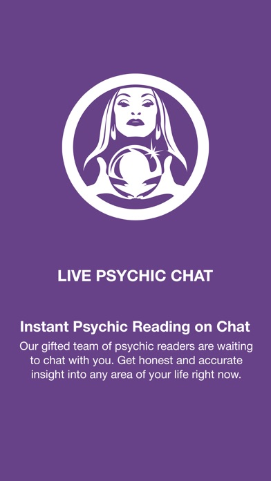 download Live Psychic Chat appstore review