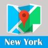 New York metro transit trip advisor gps map guide