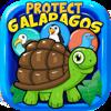 ガラパゴスの保護- 無料。進化のマッチ3ゲーム