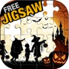 Free Halloween Jigsaw Puzzle for Adults and Kids
