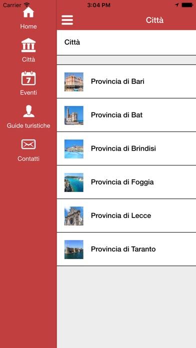 Screenshot of Art Puglia2