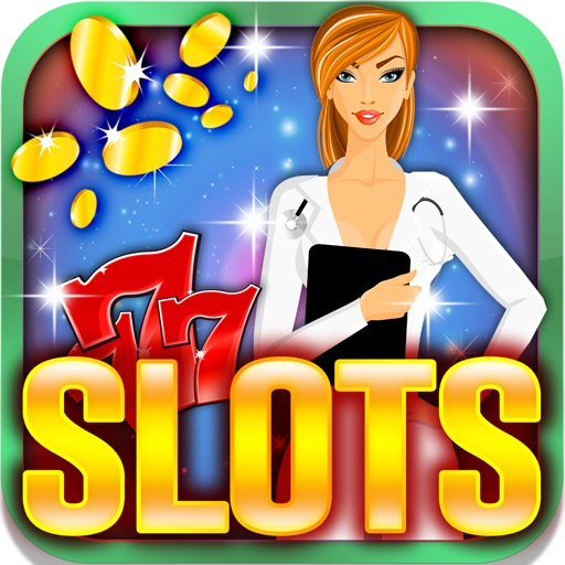 Best Medicine Slots: Win the hospital promotions iOS App