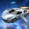 Flying Space Car Simulator 3D