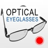 Optical Eyeglasses 30x zoom. Photo and Video.