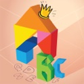 Kids Learning Puzzles: Alphabets, My K12 Tangram icon
