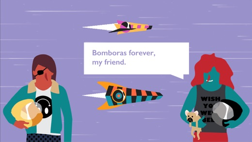 Bomboras Forever Screenshot
