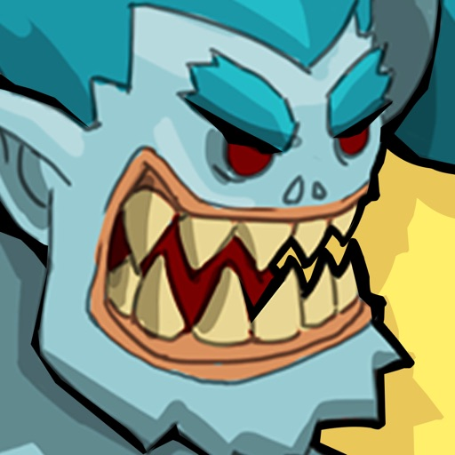 Monster Defense Rush - Battle Of Legend Tower iOS App