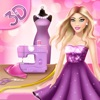 Fashion Star Dress Designer - Glam Studio Makeover