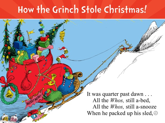 How the Grinch Stole Christmas on the App Store