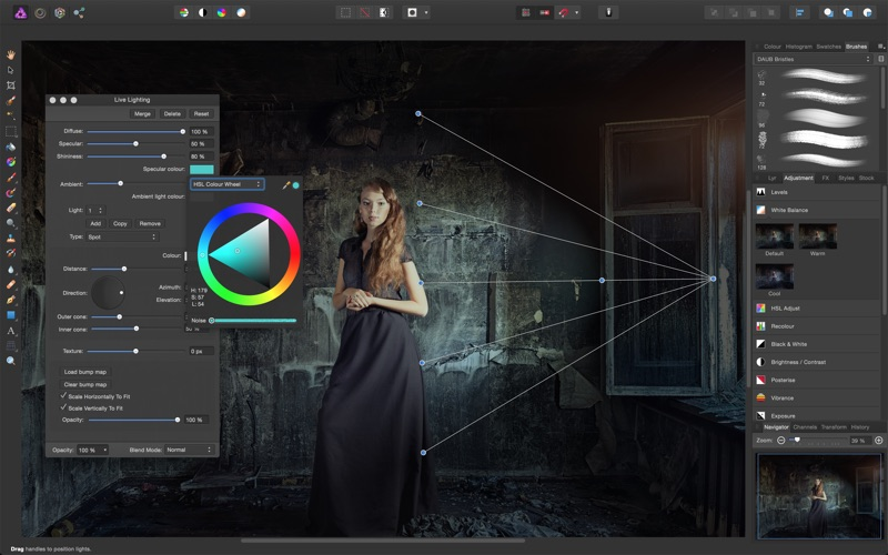 Affinity Photo Screenshot