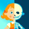 Анатомия — развивающая игра для малышей