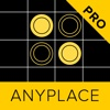 Anyplace Reversi - Othello : black & white. PRO anyplace control 3 6
