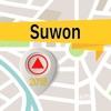 Suwon 離線地圖導航和指南