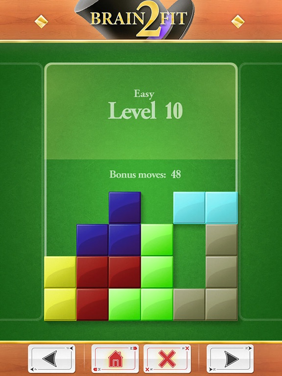 Головоломки - игры бесплатно логические! на iPad