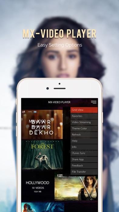 MX Video Player-HD Video PlayerScreenshot of 3