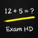 Maths Exams HD for iPhone icon