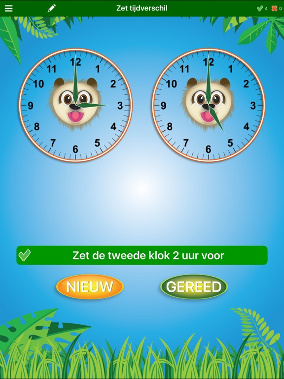 Jungle Tijd Screenshot