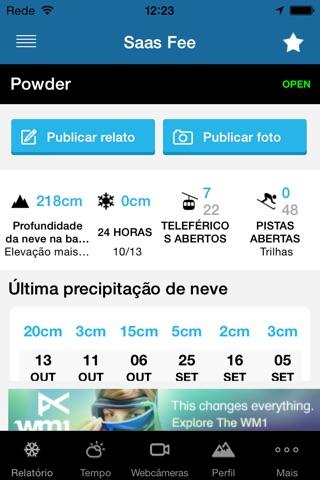 OnTheSnow Ski & Snow Report screenshot 2
