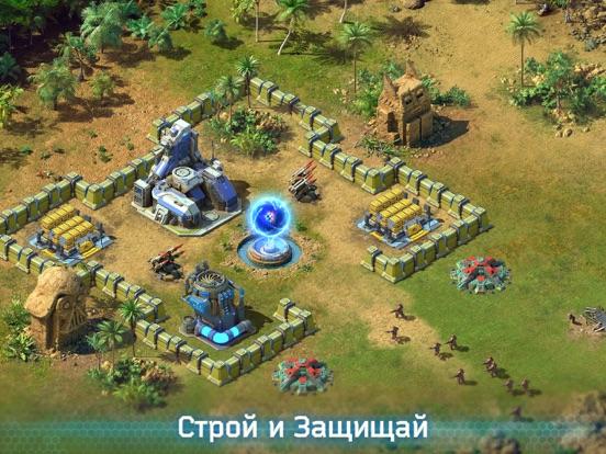 Битва за Галактику HD на iPad