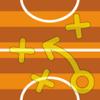 Basketball Board - Manage tactics