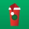 Starbucks Holiday Emoji app free for iPhone/iPad
