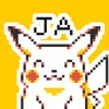 Pokémon Pixel Art, Part 1: Japanese Sticker Pack
