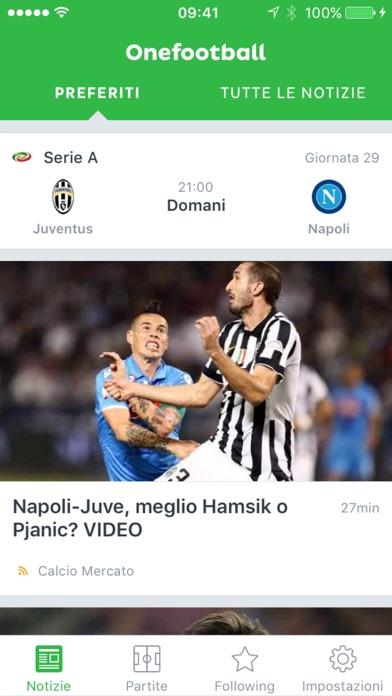 Onefootball Screenshot