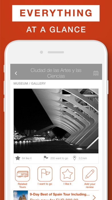 Valencia - Travel Guide & Offline MapScreenshot of 3