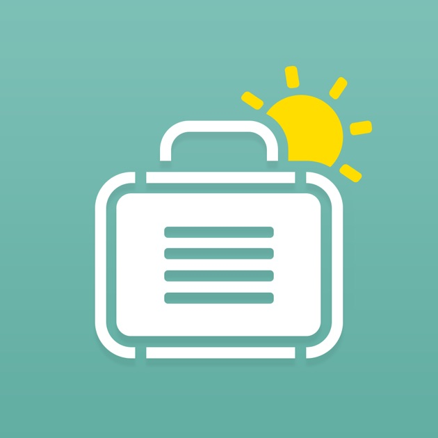 PackPoint Packing List Travel Companion on the App Store