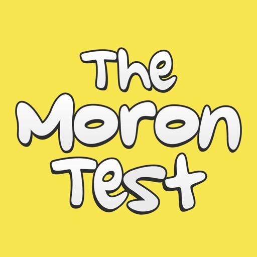 The Moron Test images