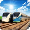 Driving Metro Train : Sim 3D Drive Game