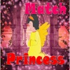 Princess adorable Princesss number matching game