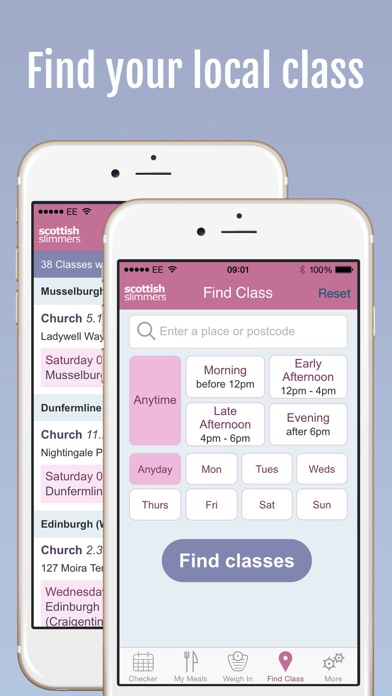 download Scottish Slimmers appstore review