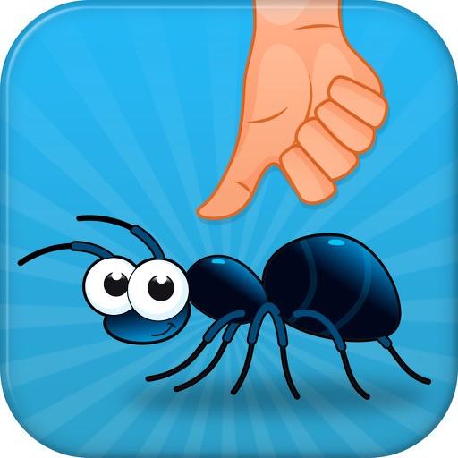 Free Ant Smasher iOS App