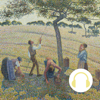 Pissarro à Eragny, la nature retrouvée