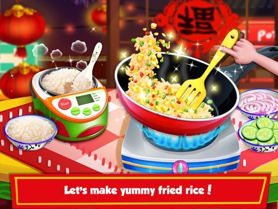 Chinese food express app voor iphone ipad en ipod touch for Asian cuisine express