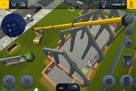 Construction Simulator PRO 2017 screenshot 3
