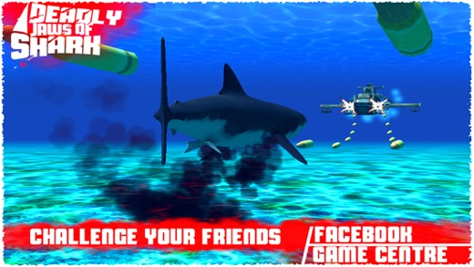 deadly jaws of shark deadly shark attack games on the app store iphone screenshot 5