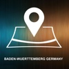 Baden-Wuerttemberg Germany, Offline Auto GPS immigration from baden germany