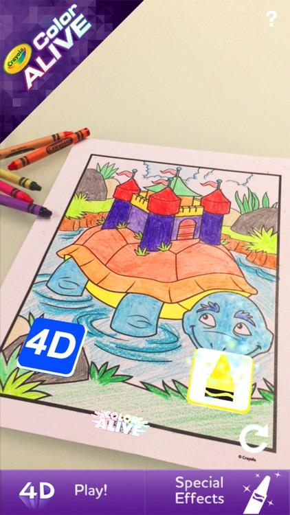 Crayola Color Alive by Crayola